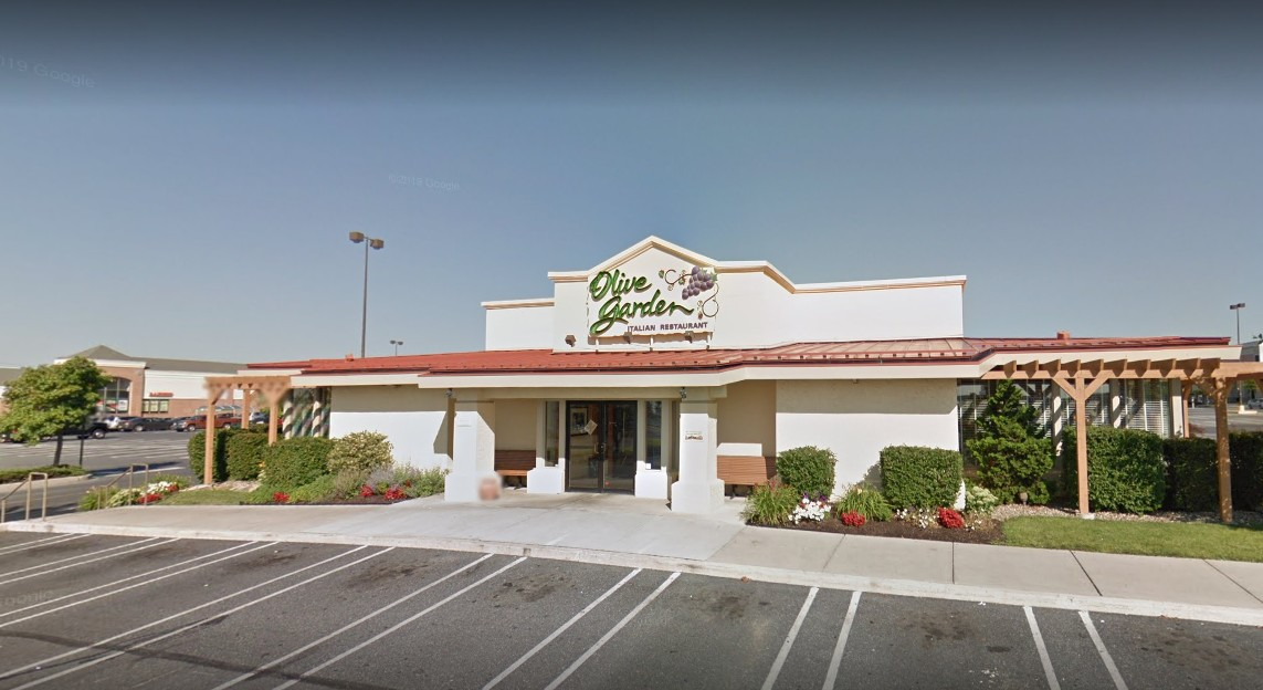 Mold on cooler shelving, Olive Garden in Harrisburg blunders restaurant inspection, 7 violations