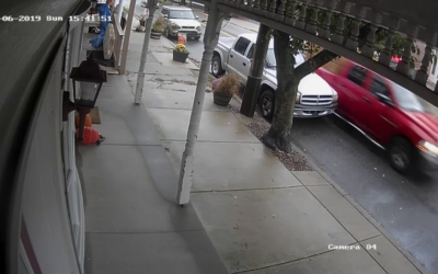 Video:  Hummelstown Police hoping to identify owner of red pick up involved in hit-and-run