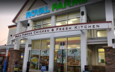 11 violations, Royal Farms on Rohrerstown Road in Lancaster bombs state inspection, hot water heater is not producing enough hot water to supply hand-wash sinks