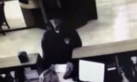 Dunmore Police looking suspect in Saturday bank robbery