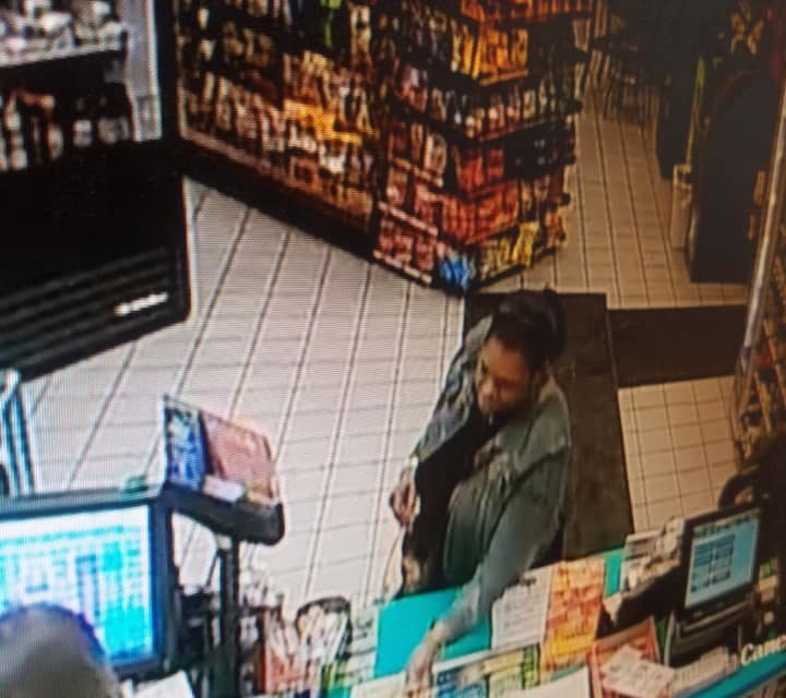 Scranton Police looking for suspect in lottery theft