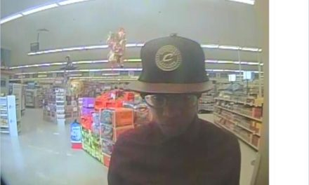 Sergeant Wilbur is asking for your help to identify suspect in access device case