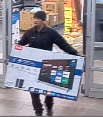 Lower Allen Township Police looking for man they say stole from Walmart 3 times