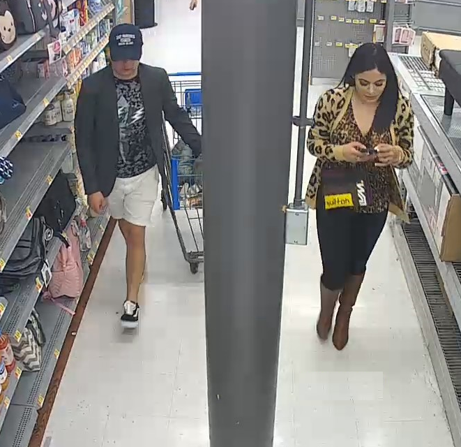 Police looking for couple they say snatched wallet Panera Bread Fruitville Pike in Manheim Township, spend $9,700 using credit cards