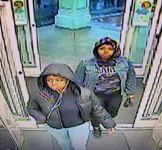 Wilkes-Barre Police ask for help to identify alleged fake eyelash thieves