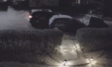 Video: Dunmore Police looking for suspect in hit-and-run