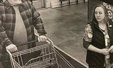 Update: IDENTIFIED- Dickson City Police seeking to identify two alleged Lowe's crooks