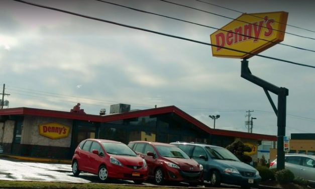 """Williamsport Denny's Restaurant blows inspection, """"mold like substance on the gasket for the lid in the ice cream freezer"""" 7 violations"""