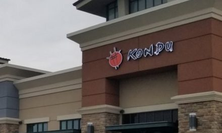 Pink biofilm on ice machine deflector, residue on fountain soda machine nozzles Harrisburg's Kondu Teppanyaki and Sushi Bistro fails restaurant inspection, 7 violations