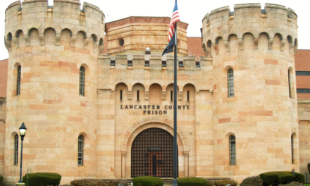 "Lancaster County Prison fails food establishment inspection, 4th straight fail, ""evidence of rodent activity in the food storage area"""