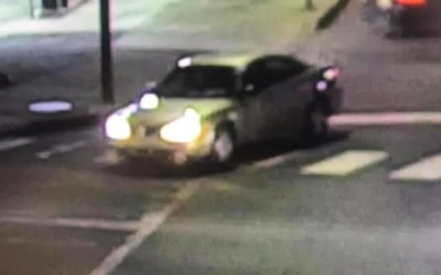 Scranton Police looking for hit-and-run suspect