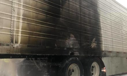 Truck carrying chocolate milk burns outside Mechanicsburg
