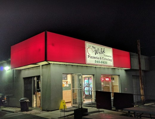 """Observed approximately 50 old rodent droppings"" Wild Tomato Pizzeria and Catering in Harrisburg flubs state inspection"