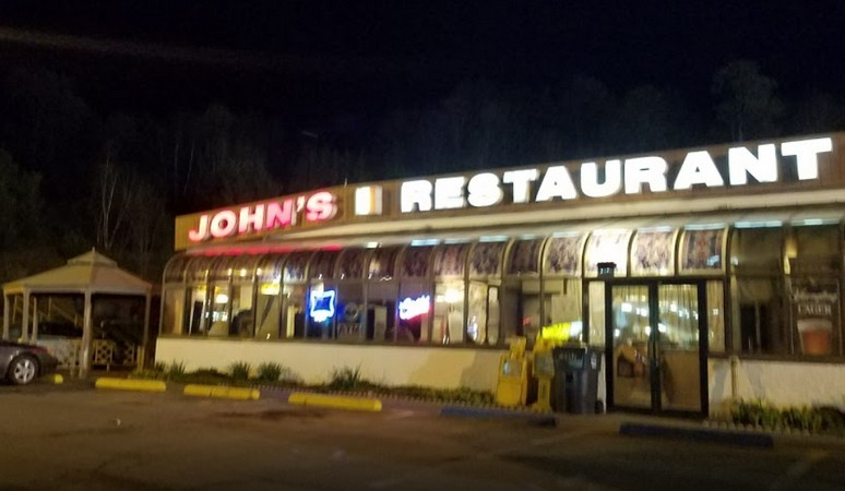 John's Italian Restaurant in Greentown fails inspection; 20-30 Insect carcasses, live insects, old soiled towels, bags, clothes creating insect harborage