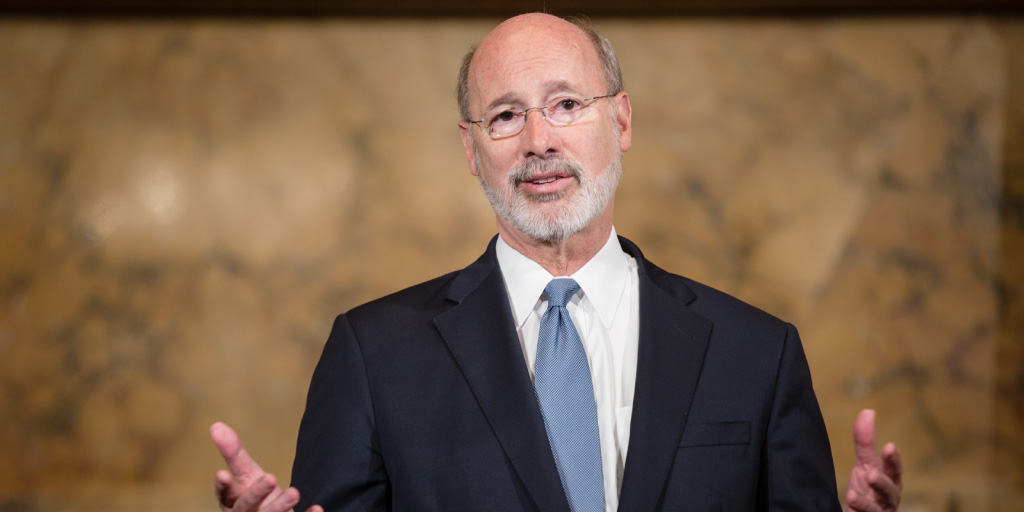Wolf backs Biden; does not address sex or racial concerns about Scranton native