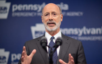 10 Additional Pennsylvania counties moving to yellow, 16 to green on June 5 says Governor Tom Wolf