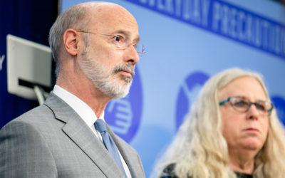 Governor Wolf: Yellow Phase Orders Updated to Include 13 Additional Counties Moving on May 15
