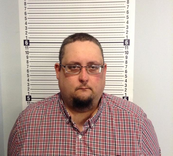 Wright Township Police arrest for Theron Hausman for Driving Under